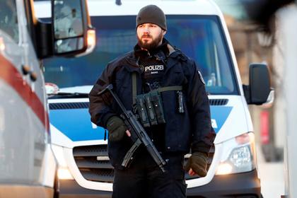 В Берлине задержали троих подозреваемых в связях с ИГ
