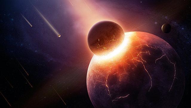 Ученые спорят о происхождении спутника Земли