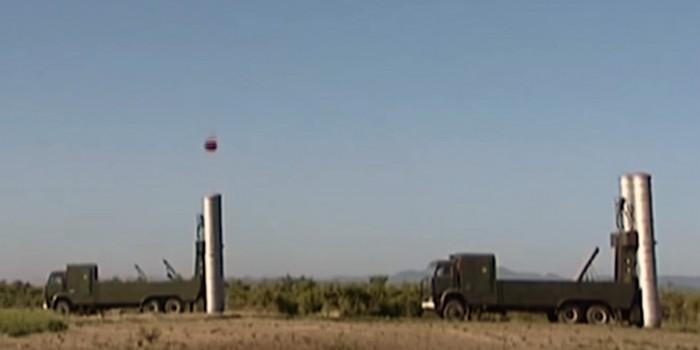 Опубликовано видео испытаний новой системы ПВО в КНДР