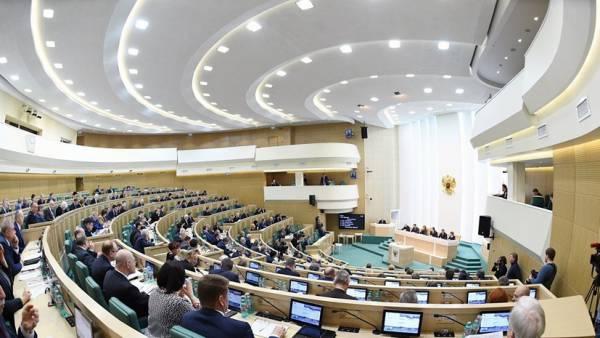 В Совфеде оценили заявление о лицемерии западных критиков России