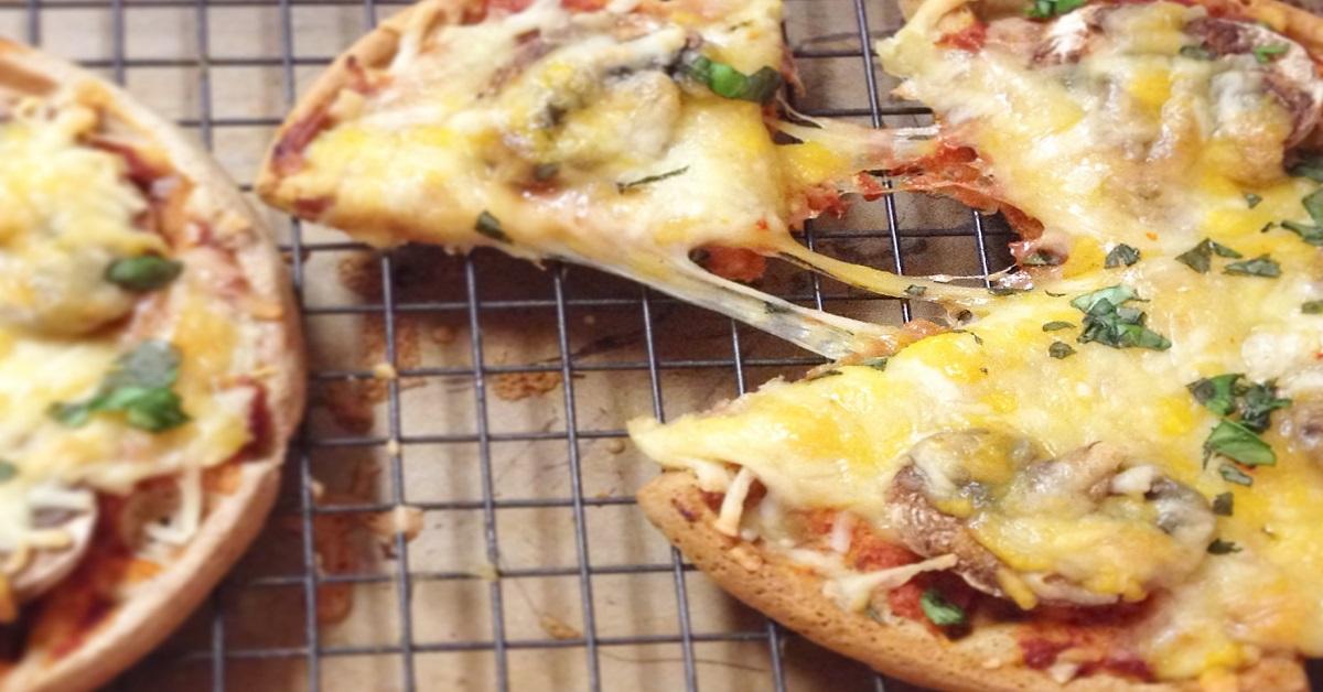 пицца в вафельнице фото