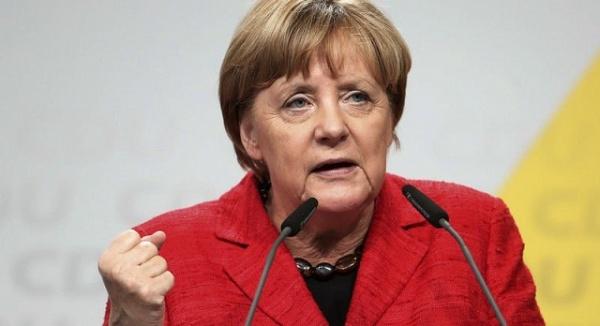 Меркель: Страны G-7 готовы ужесточить антироссийские санкции