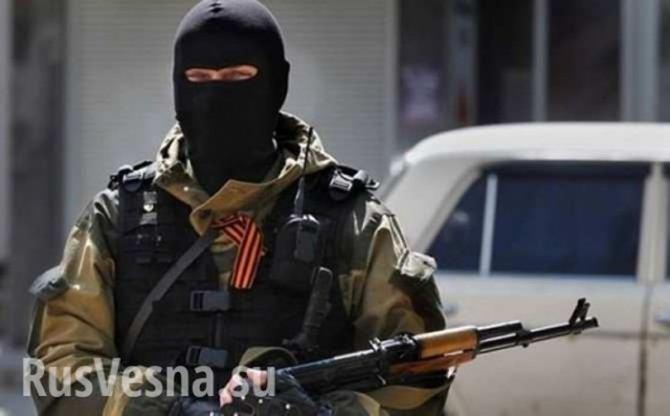 Стало известно кто командовал захватом Рады и при чём здесь боец ополчения ДНР