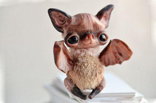 Симпатичные скульптуры животных