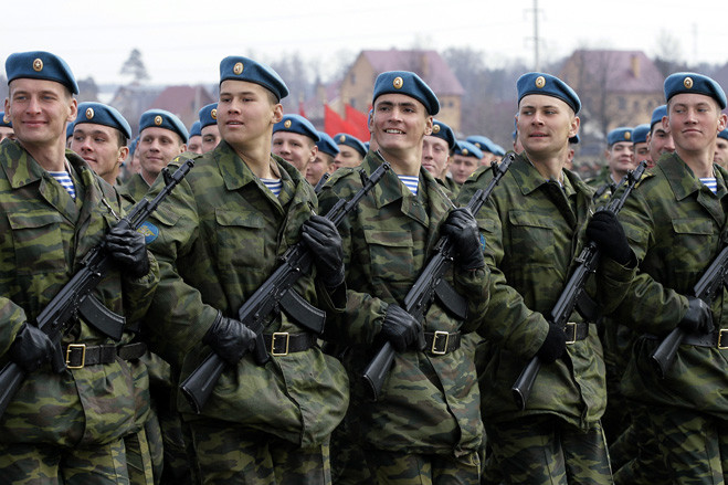 10 признаков того, что ты служил в армии