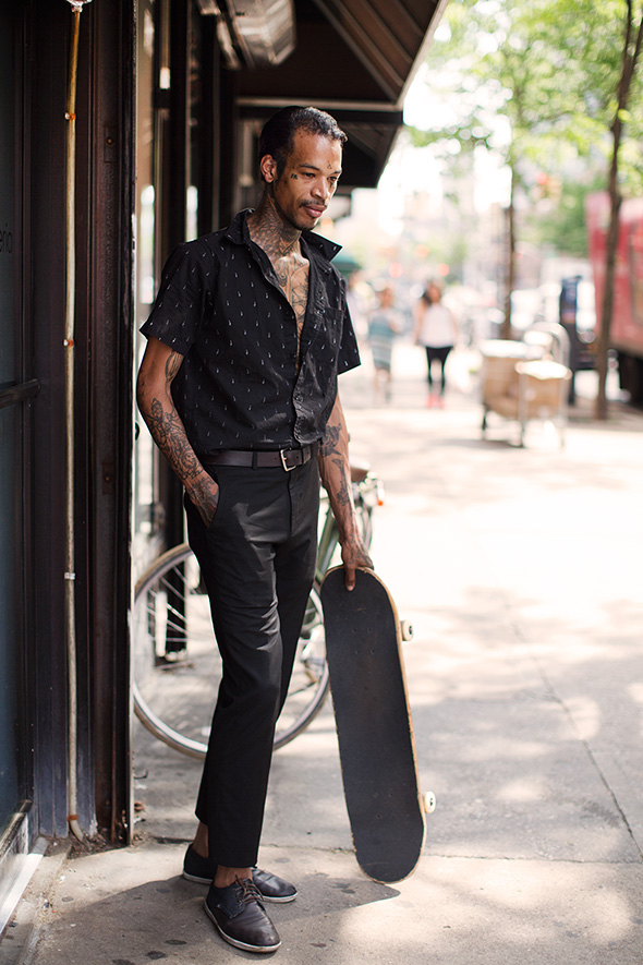 On the Street…East Village, New York