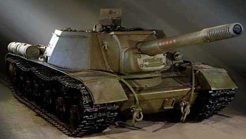 СУ-152 - бронезащита и сравнение с соперником. Часть 2