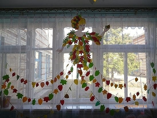 Украсили класс к празднику,как вам такая идея?