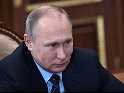 Путин заявил о готовности передать Киеву военную технику из Крыма