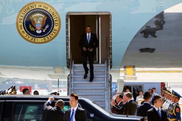 Die Welt: прощальный визит Обамы вКитай обернулся для него провалом