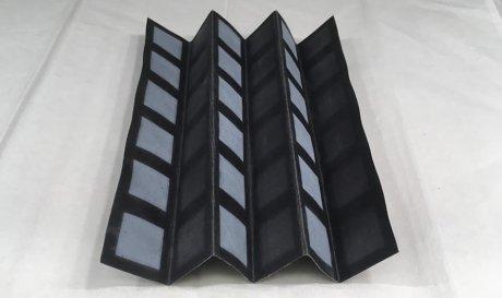 Разработана складная биобатарея на основе бумаги