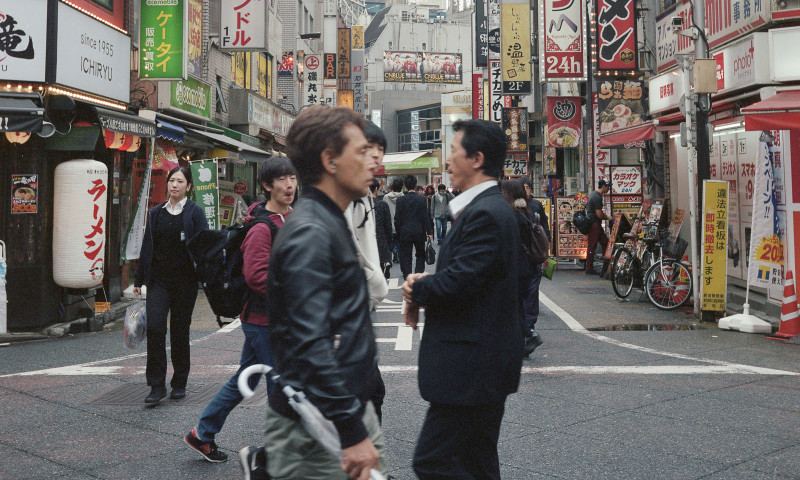«Почему только в Японии я чувствую себя настолько чужим»