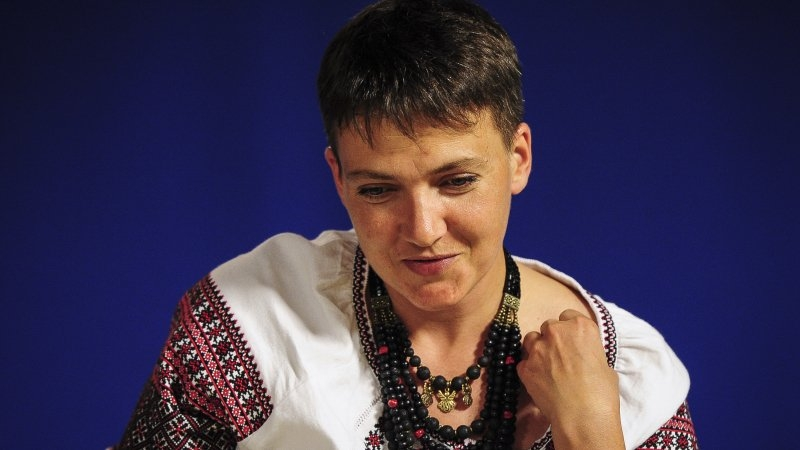 Савченко: Украина теряет Донбасс