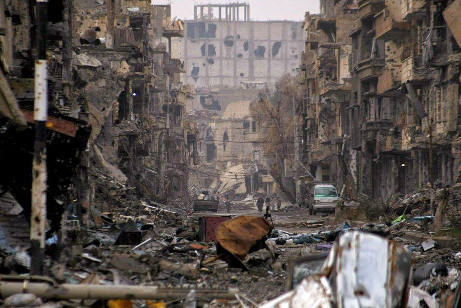 Сирия: ужас в Пальмире, ликвидация главаря «Аль-Каиды», бездействие США