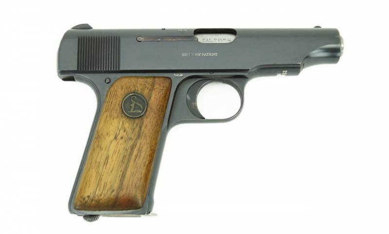 Пистолет Ортгис
