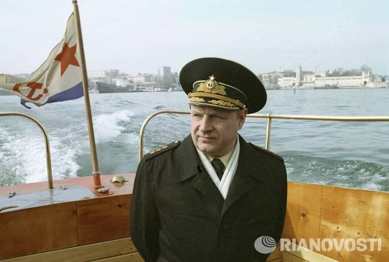 Кто сохранил Черноморский фл…
