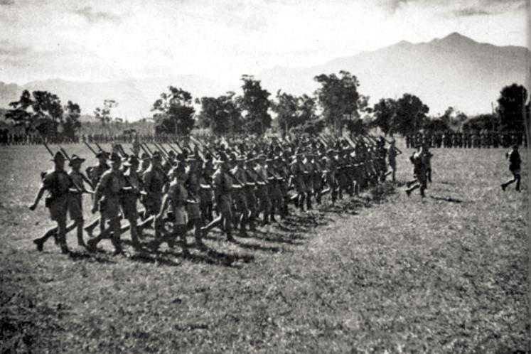 Новозеландцы против Японии. На защите Фиджи и Тонга