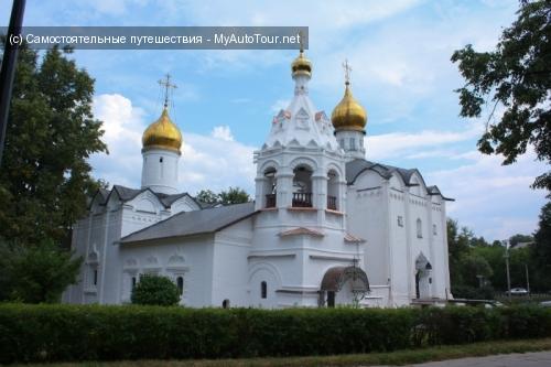 Сергиев Посад. Введенский храм