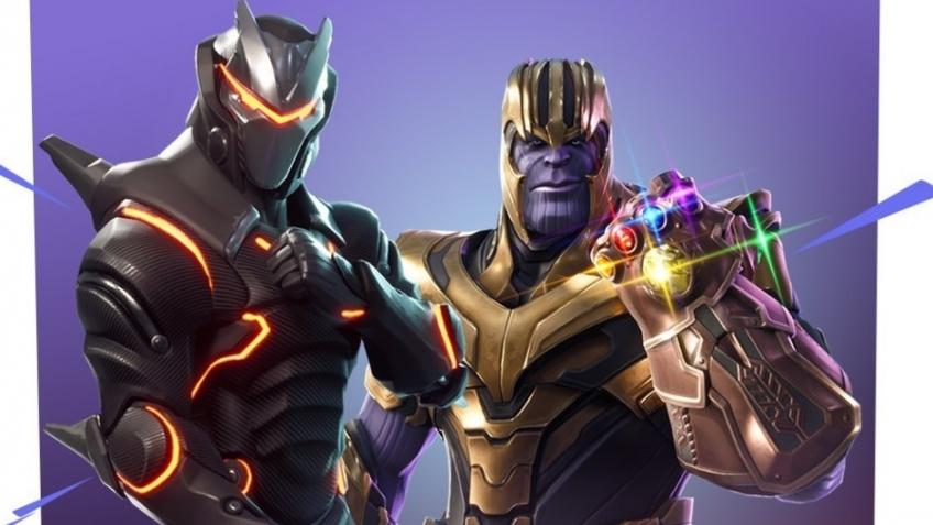 В Fortnite появится режим с Таносом из фильма «Мстители: Война бесконечности»