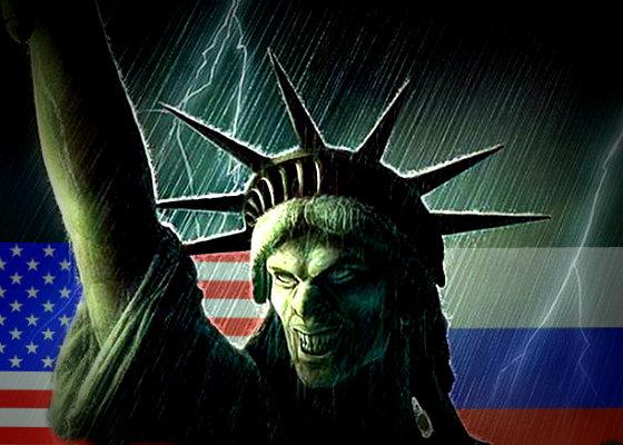 Россия, рано или поздно, дернется не туда...