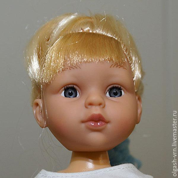 Мой способ перепрошивки кукольных волос