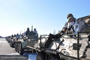 Хроника Донбасса: ВСУ под Песками пошли на прорыв, в Гранитном САУ «Нона-С»