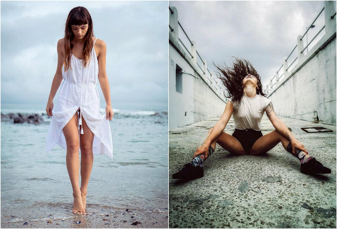 Красивые девушки на снимках Дина Петерсена