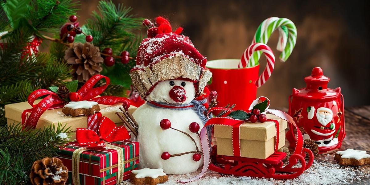 Дорогой или дешёвый новогодн…