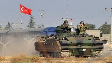СМИ: Турция начала наземную операцию против курдов всирийском Африне