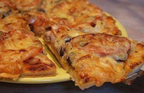 Картинки по запроÑу Побалуй родных вкуÑной и аппетитной домашней пиццей