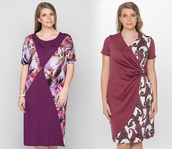 Одежда Для Полных Женщин С Животом Фото