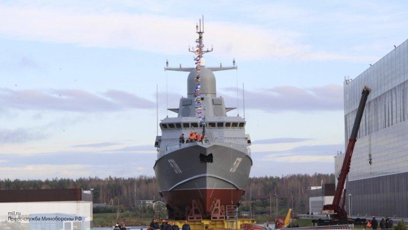 Первый «Каракурт» с «Калибрами» : ВМФ готовится получить МРК «Мытищи»