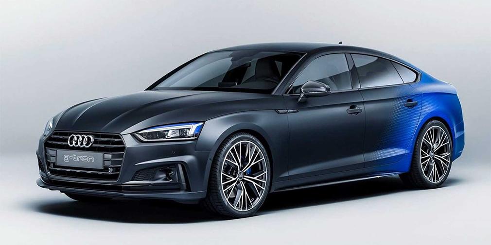 У Audi появилась третья модель на газе