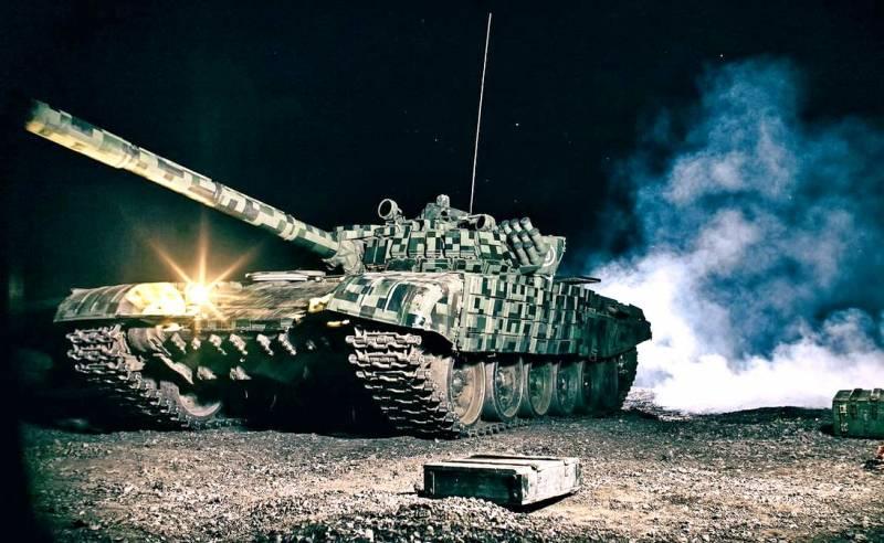 Кадры с передовой: сирийские танки разносят на куски баррикады боевиков