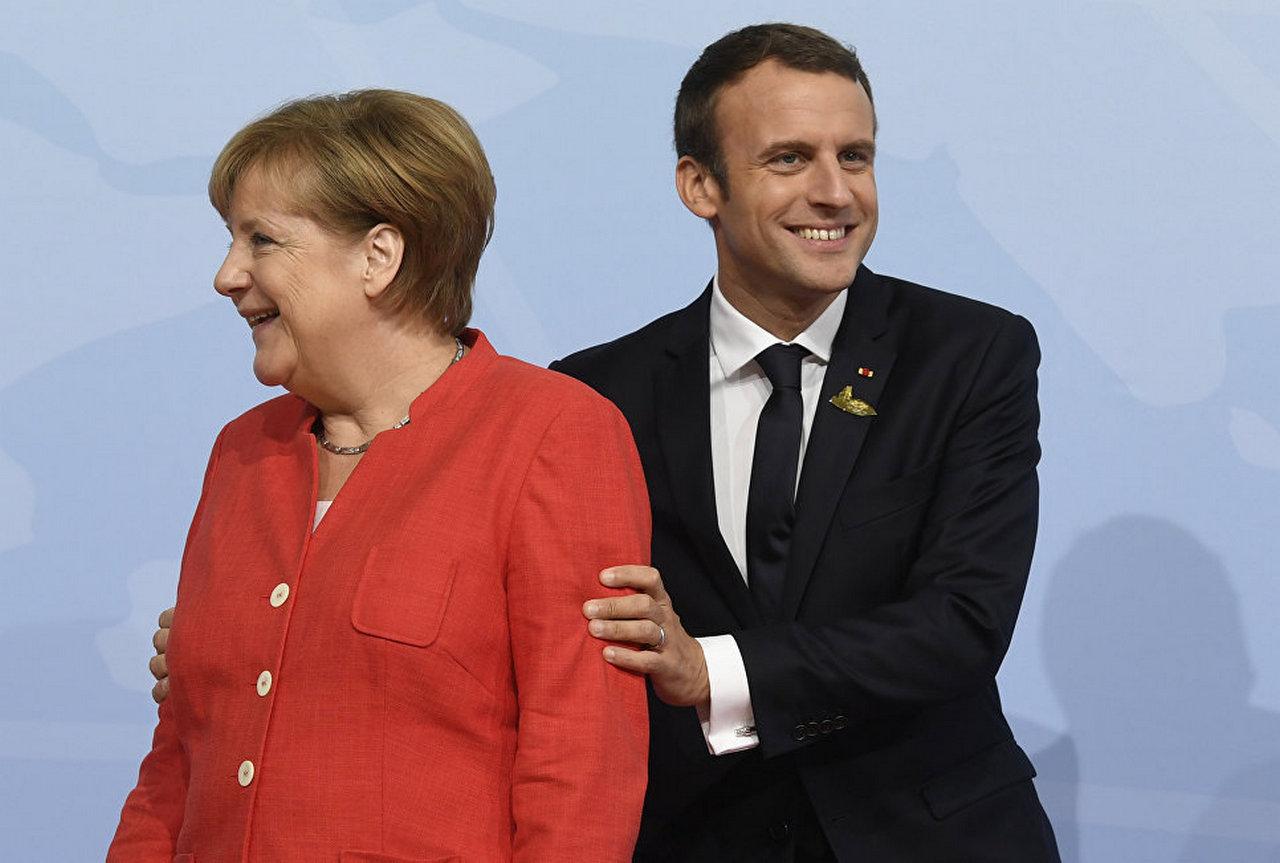Союз хромых в расшатанной Европе