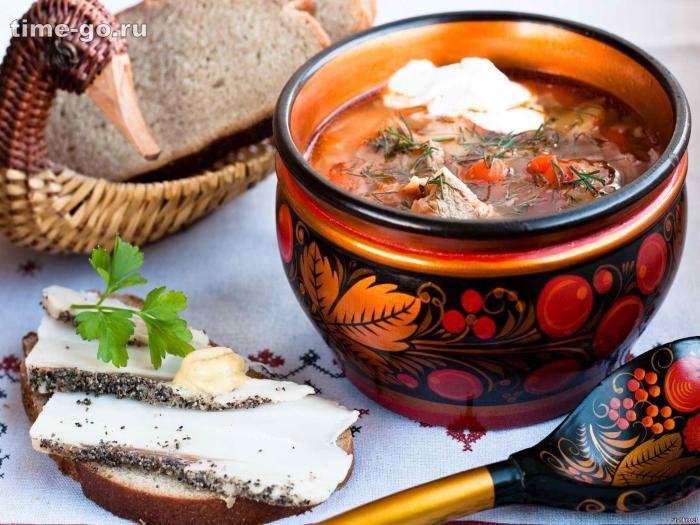 Главные заблуждения о русской кухне