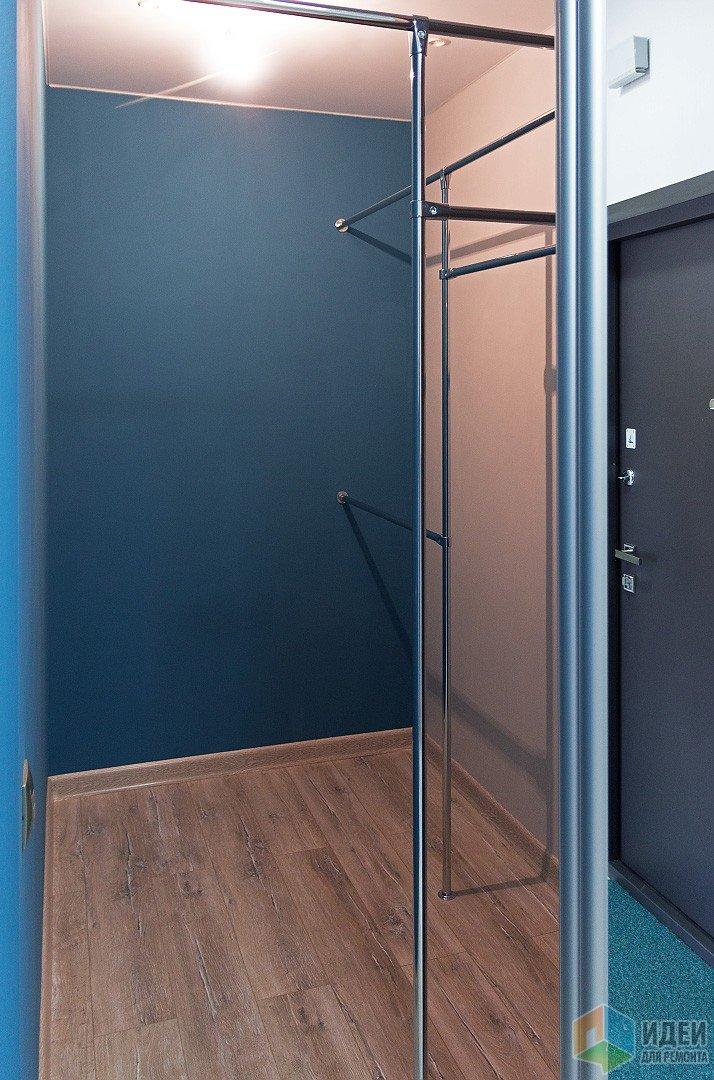 Ретро-лофт в 1-комнатной квартире