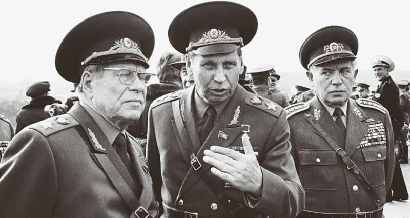 По команде из СССР