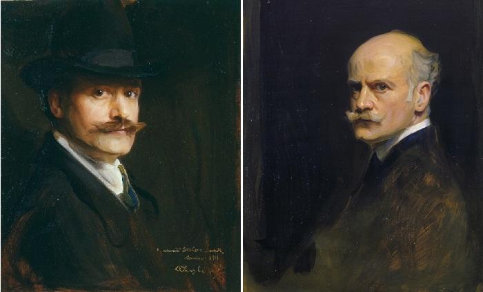Почему аристократы выстраивались в очередь к «последнему придворному художнику» Филипу де Ласло