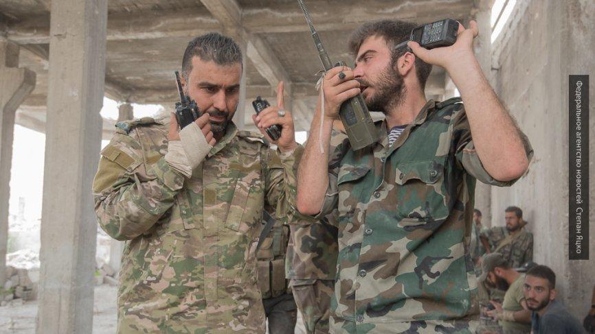 Точечная зачистка на холме Тель Дакари: боевики встали на пути ВКС РФ и САА