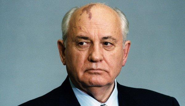 Три анекдота о Горбачёве