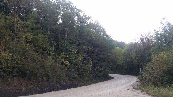 Шаумянский перевал - какова …