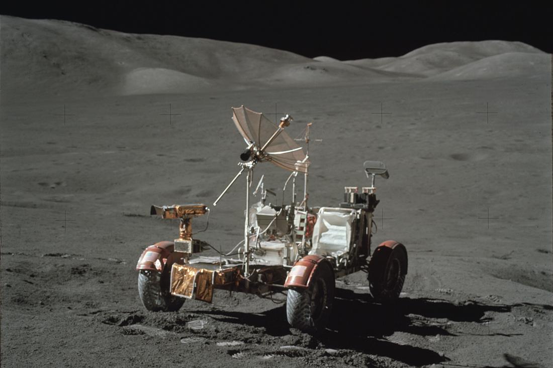 Почему люди улетели с Луны