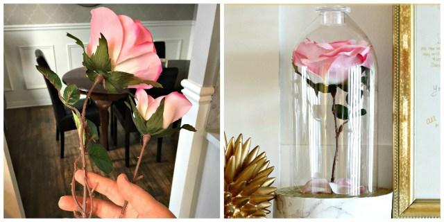 Мастер класс: цветок под куполом из сказки про Красавицу и Чудовище