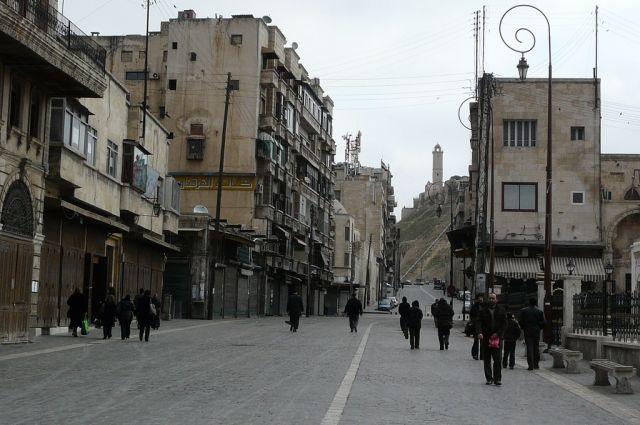 Сирийская армия окружила боевиков на востоке Идлиба