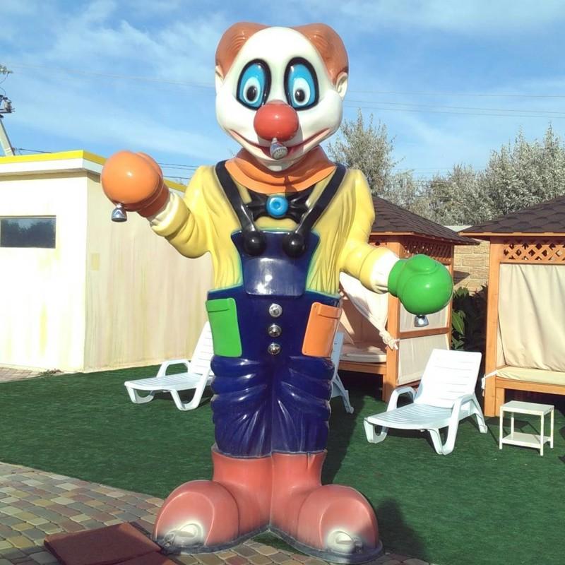 19 фотографий, которые доказывают, что клоуны звездец какие страшные Пеннивайз, жуткие клоуны, клоун, клоуны, клоуны остались, страшные клоуны, цирк уехал