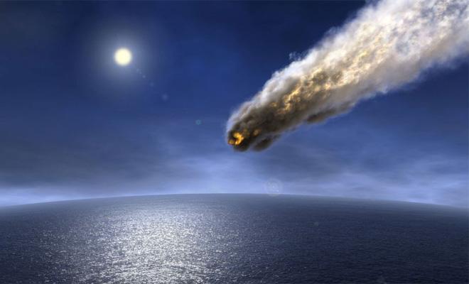Русский астроном предупредил об астероиде Судного дня