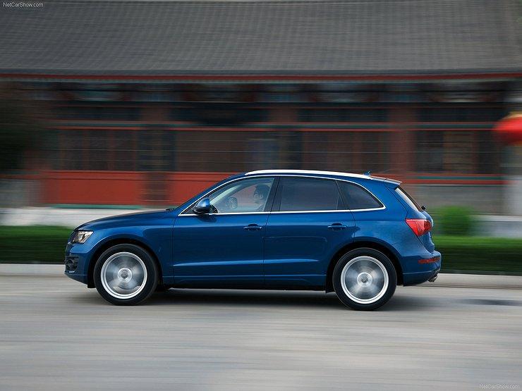 Подержанный Audi Q5: много проблем за большие деньги
