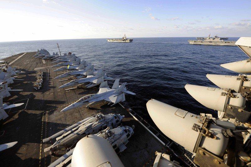 Дорогой Хрущёва, или Насколько опасны для России будут американские авианосцы