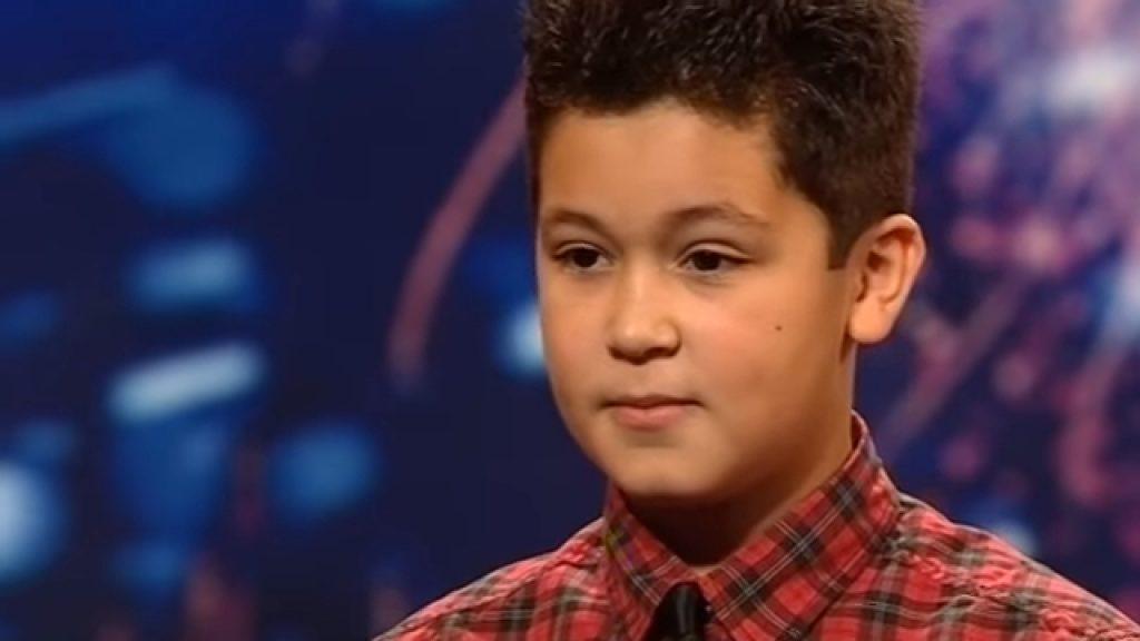 Мальчик настолько потрясающе начал петь, что судья не поверил ему и попытался уличить его во лжи